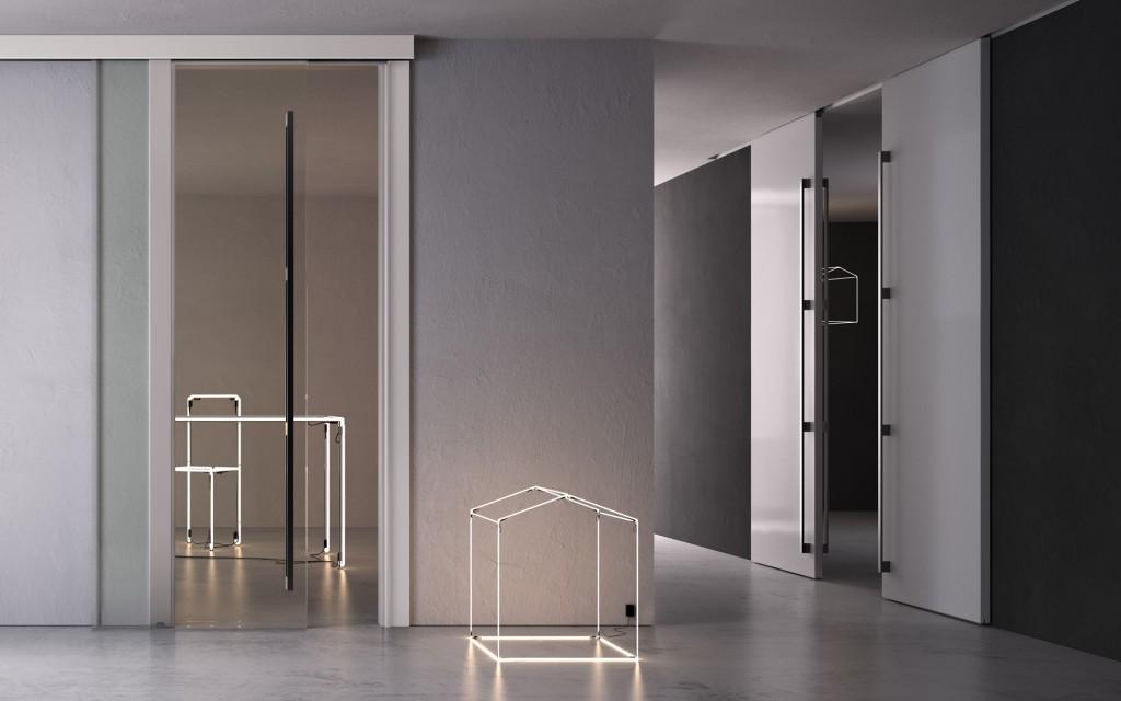 Le porte da interni scopri 7 diverse tipologie di apertura cascino palermo termini imerese - Costo scrigno porta scorrevole ...