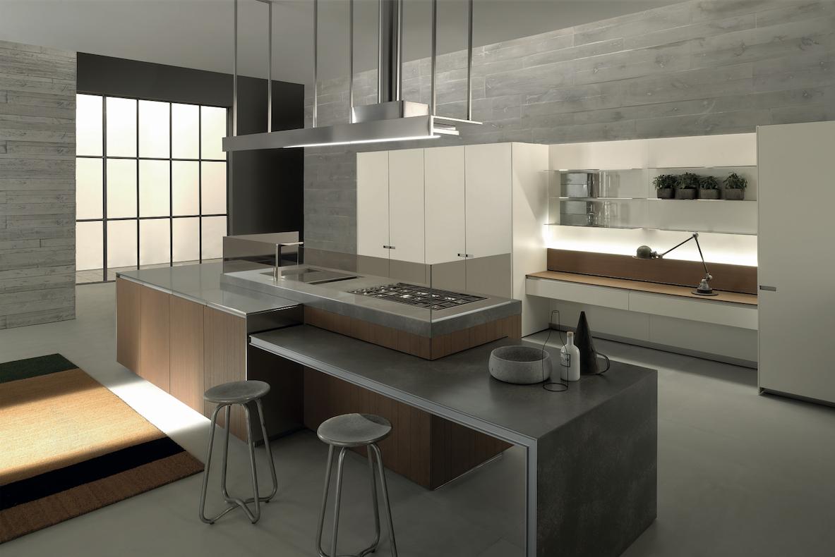 Cascino cucine ernestomeda - Plafoniere moderne per cucina ...