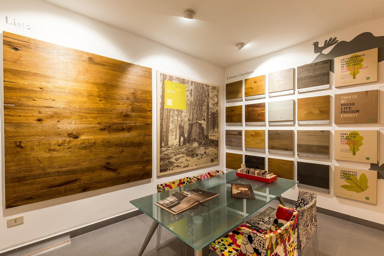 Pavimenti in legno Listone Giordano
