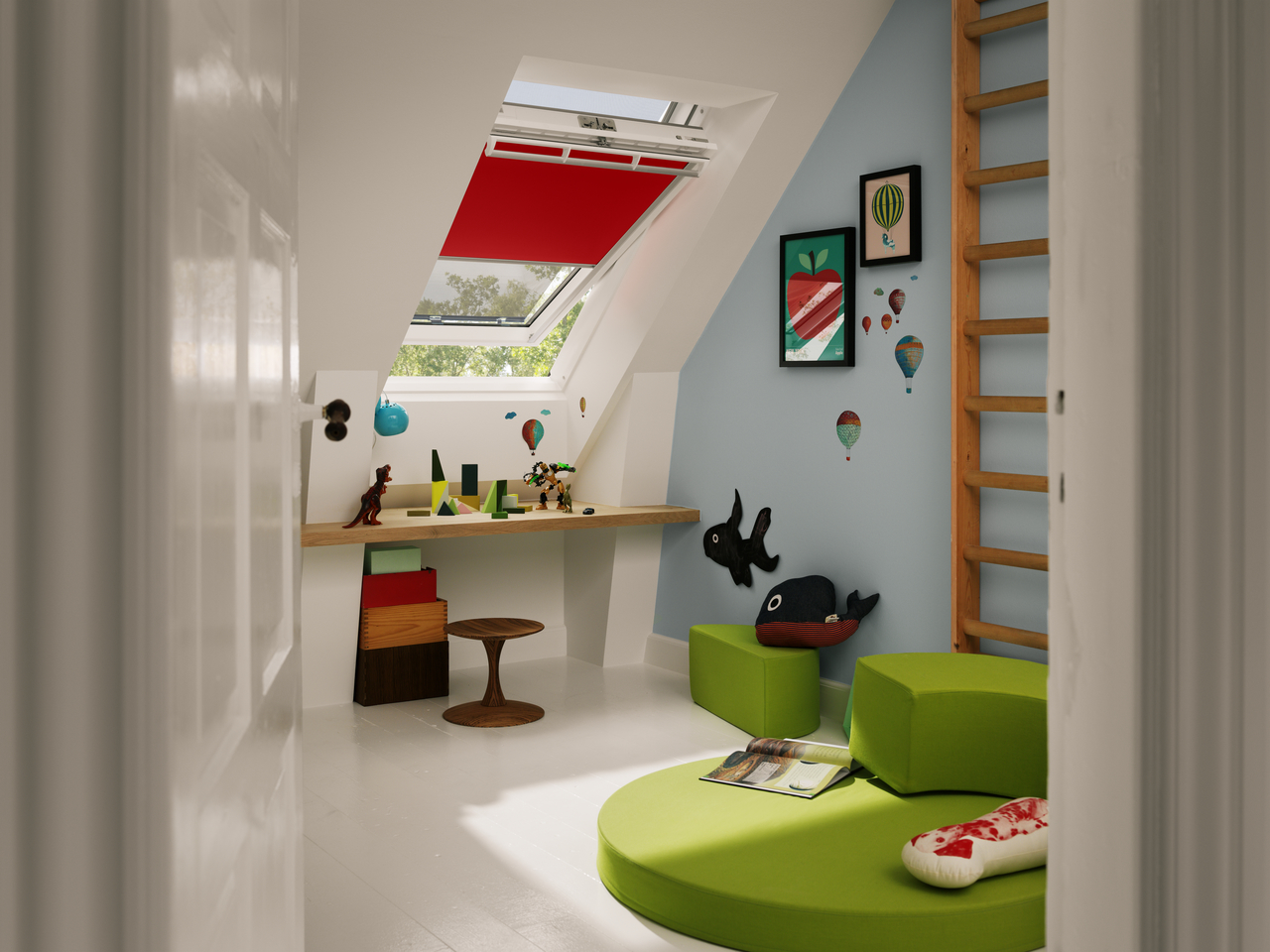 Finestre a soffitto for Velux it assistenza