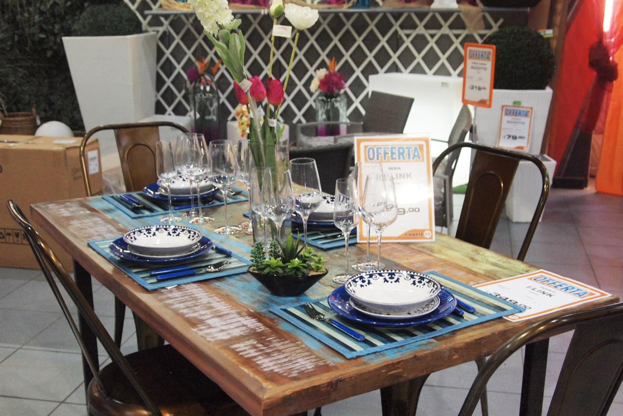 tavola reparto casalinghi