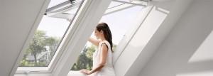 finestra velux con apertura