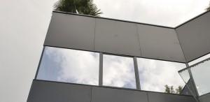 finestre moderne in alluminio