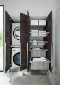 mobile per lavanderia di ideagroup