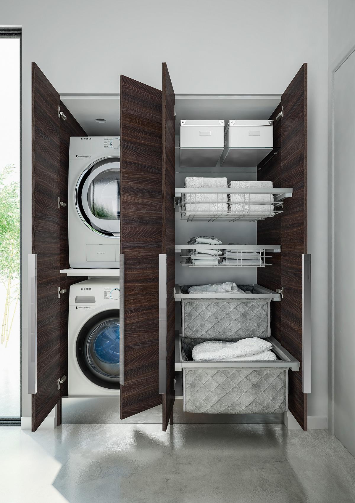 Bagno lavanderia ideagroup palermo cascino - Arredo per lavanderia di casa ...