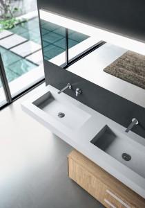 lavabo ideagroup in stile moderno