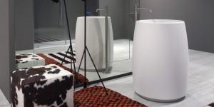 lavabo a terra di antoniolupi