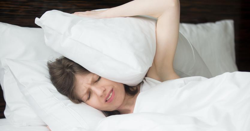 Eliminare il rumore in casa per la salute